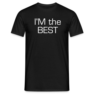 I' the best - T-shirt Homme