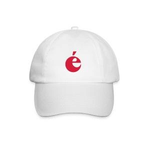 énerverend cap (wit) - Baseballcap
