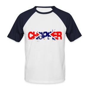 Chopper frag - T-shirt baseball manches courtes Homme