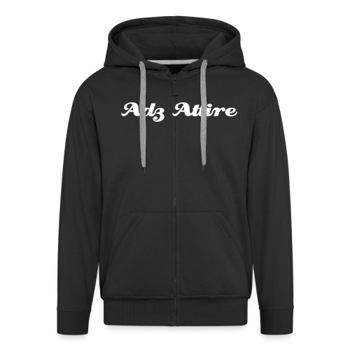 'Adz Attire' Hoodie - Men's Premium Hooded Jacket