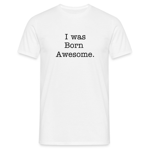 Awesome T - Men's T-Shirt
