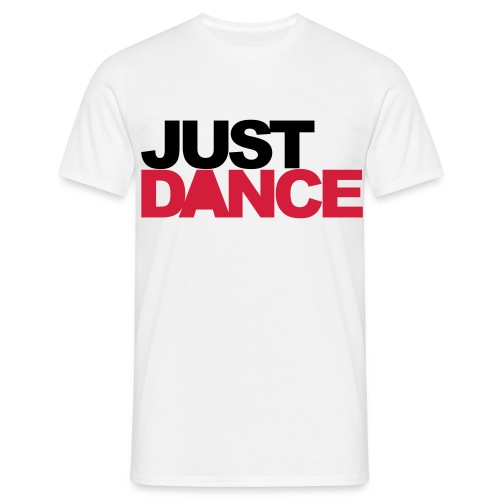 Just Dance - Herre-T-shirt