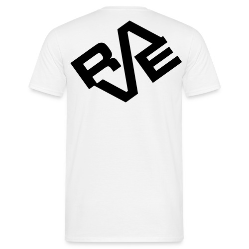 Raver 4-ever - Herre-T-shirt