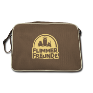 Taschen & Rucksäcke ~ Retro Tasche ~ Retro Tasche Flimmerfreunde