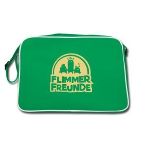 Retro Tasche Flimmerfreunde - Retro Tasche