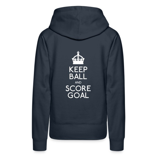 Keep Ball - Women's Premium Hoodie