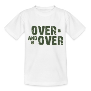 Over & Over - Teenage T-shirt