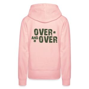 Over & Over - Women's Premium Hoodie