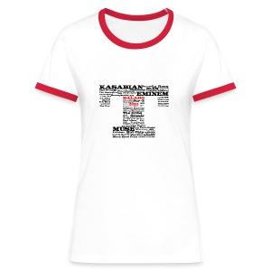 Balado 2010 - Women's Ringer T-Shirt
