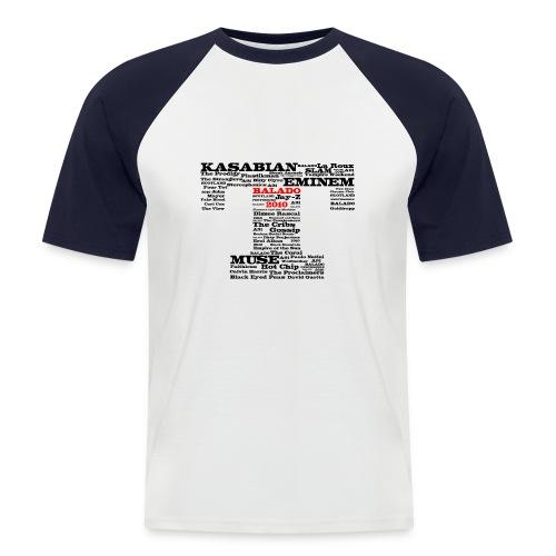 Balado 2010 - Men's Baseball T-Shirt