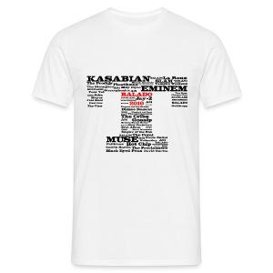 Balado 2010 - Men's T-Shirt