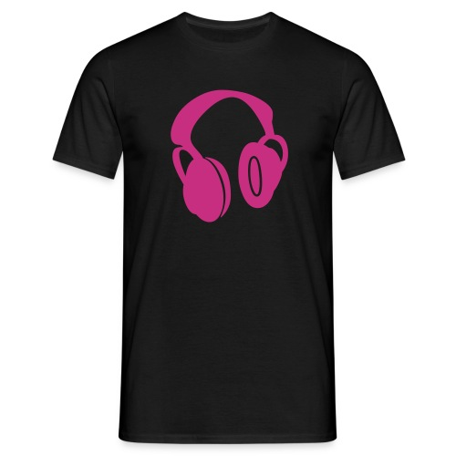 Headphone Tee - Men's T-Shirt