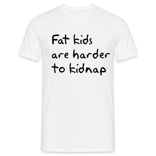 Fat Kids Tee - Men's T-Shirt