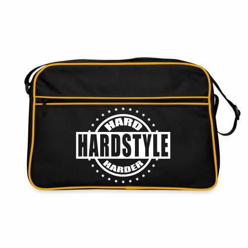 Hard Hardstyle Harder - Retro Tasche