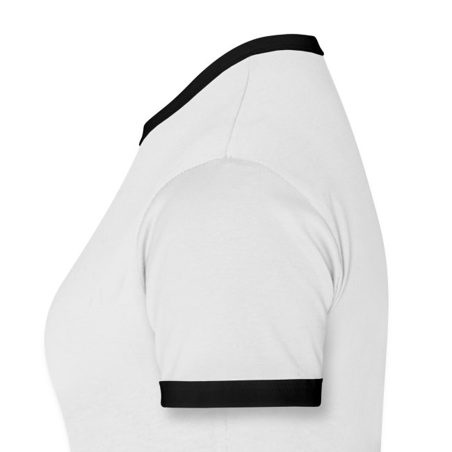 Alfisti Ladies Short Sleeve top - Blue Piping