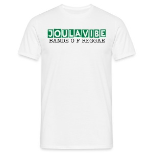 Joulavibe blanc - T-shirt Homme