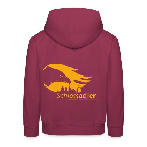 Kinder Kapuzenpullover Schlossadler - Kinder Premium Hoodie