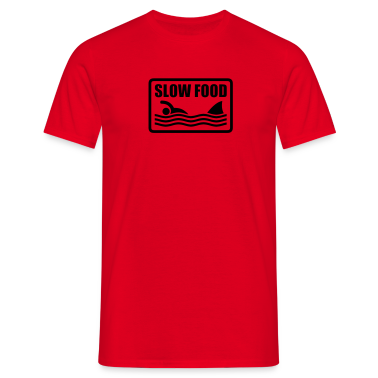 slow food T-Shirts