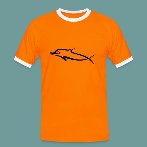 T-shirt Dolphin - T-shirt contrasté Homme