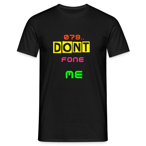 AND WHAT - Men's T-Shirt