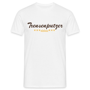 Trensenputzer - Männer T-Shirt