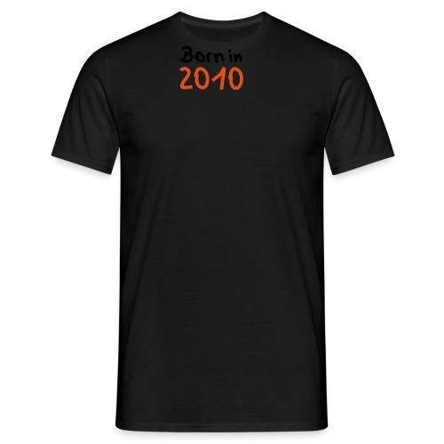 I LOVE KOLLUND - Herre-T-shirt