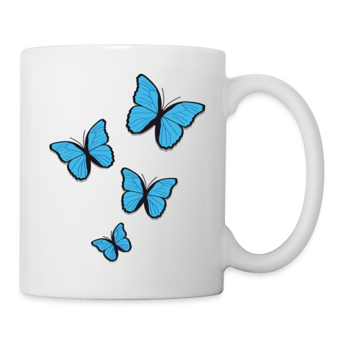 Tasse Little Morpho D - Mug blanc