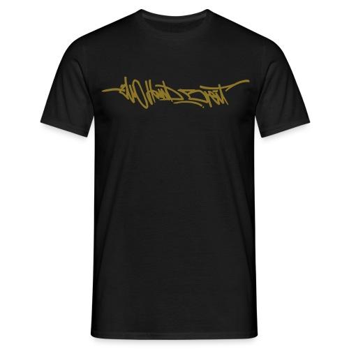 Straight 4 Gold - Männer T-Shirt