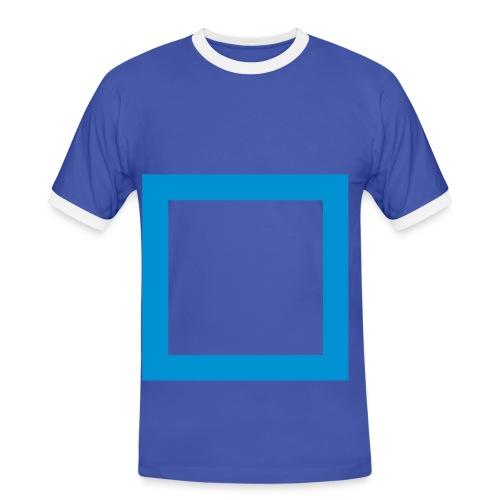 Blue Box - Men's Ringer Shirt