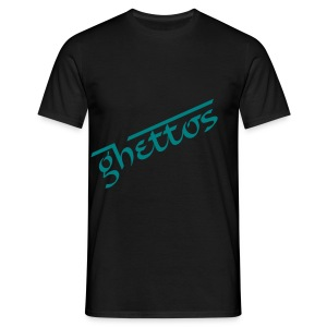 T-SHIRT GHETTOS BY GHETTOS - T-shirt Homme