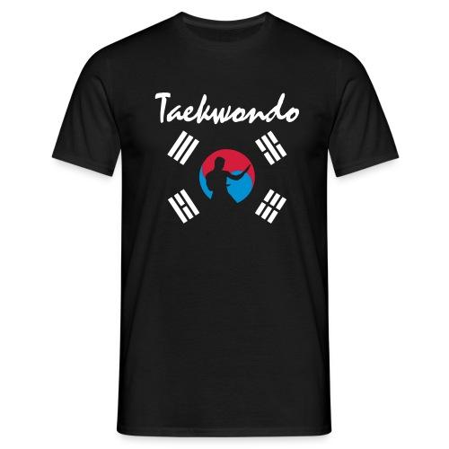 Taekwondo T-Shirt - Männer T-Shirt