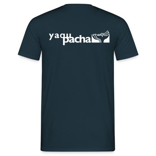 YAQU PACHA Herren T-Shirt classic - Männer T-Shirt