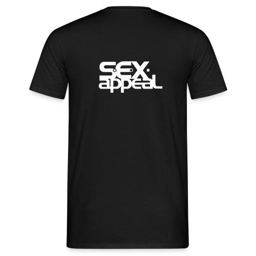 Klassisches Männer-T mit S.e.x.appeal Logo - Männer T-Shirt