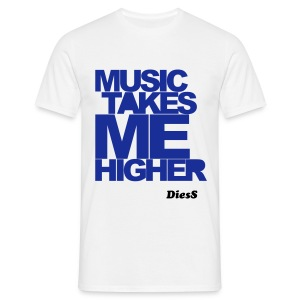DiesS 'Take Me Higher' T-shirt - Men's T-Shirt