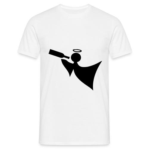 ange alcoolic - T-shirt Homme