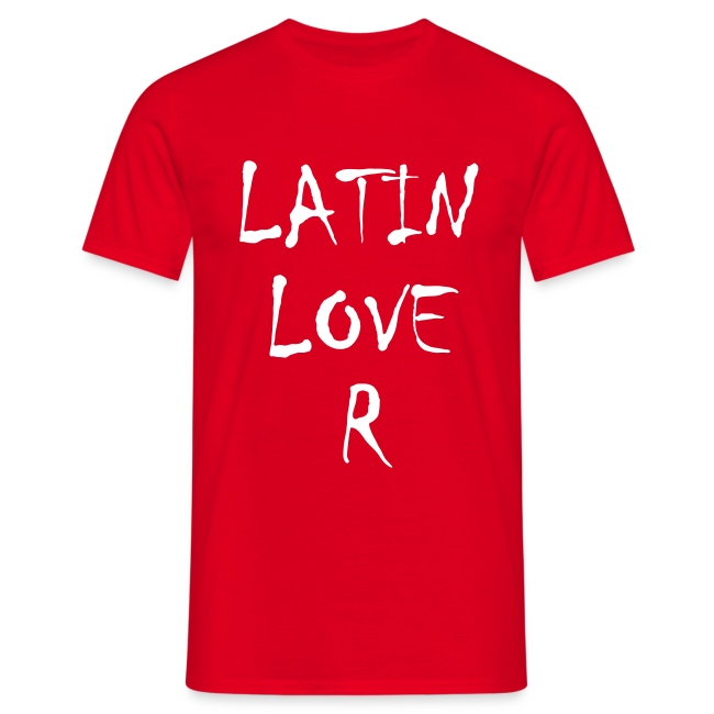 LATIN LOVER + backprint