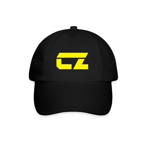 CZ-Audio Baseball Cap (Black/yellow) - Baseball Cap