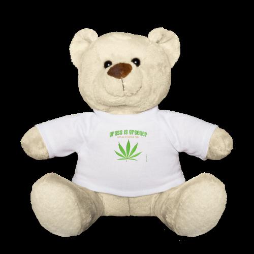 grass is greener - Teddy