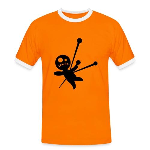 voodoo - Camiseta contraste hombre