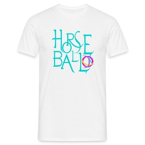 hbgraph homme turquoise - T-shirt Homme