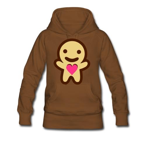 mignon - Sweat-shirt à capuche Premium pour femmes