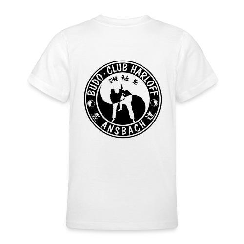 BCH - Kids Basic - Kurz (Logo Vorne und Hinten) - Teenager T-Shirt