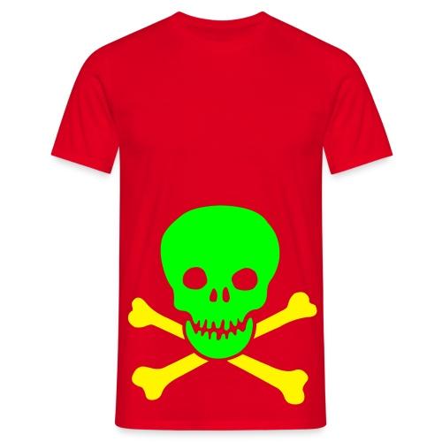 T-shirt Tete de Mort VJR - T-shirt Homme