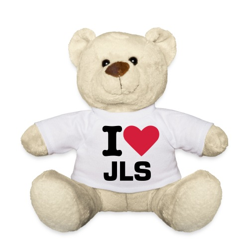 i heart JLS teddy bear - Teddy Bear
