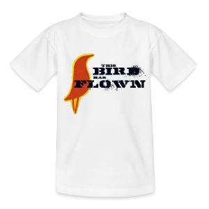 This Bird Has Flown - Teenage T-shirt