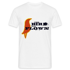 This Bird Has Flown - Men's T-Shirt