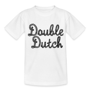 Double Dutch - Teenage T-shirt
