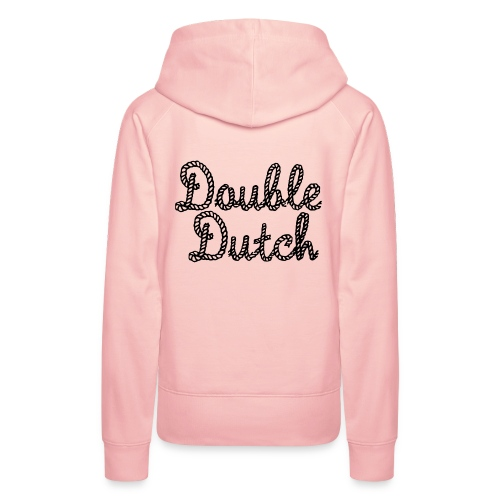Double Dutch - Women's Premium Hoodie