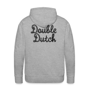 Double Dutch - Men's Premium Hoodie