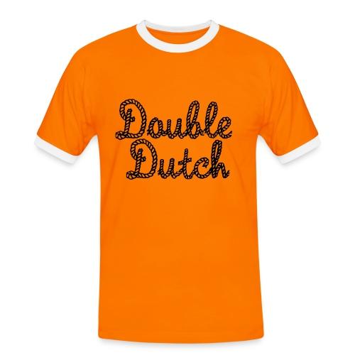 Double Dutch - Men's Ringer Shirt